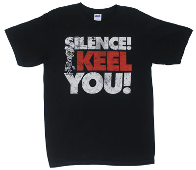 Silence I Keel You! - Jeff Dunham T-shirt