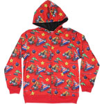 Mario Kart - Nintendo Juvenile Hooded Sweatshirt