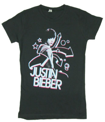 3D - Justin Bieber Sheer Women&#039;s T-shirt