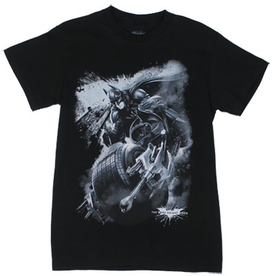 Batrider - Dark Knight Rises T-shirt