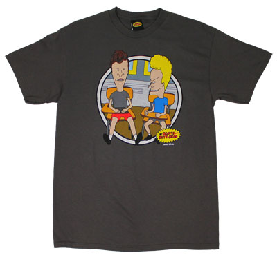 Classless - Beavis And Butthead T-shirt