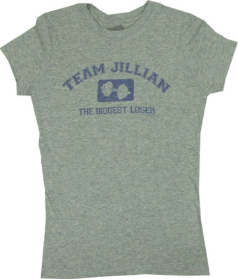 Team Jillian - The Biggest Loser Sheer Women's T-shirt