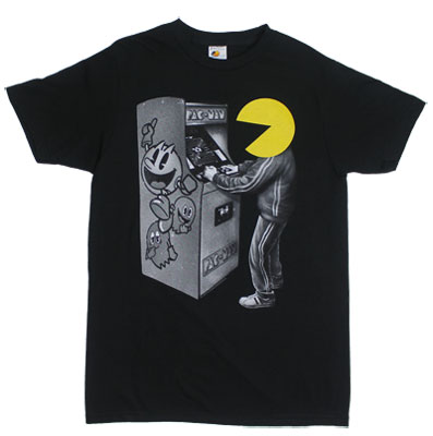 Pac-Man Playing Pac-Man - Pac-Man Sheer T-shirt