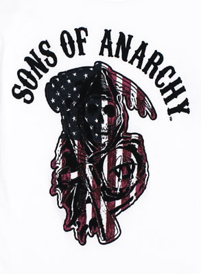 Reaper Flag - Sons Of Anarchy Women's Tank Top