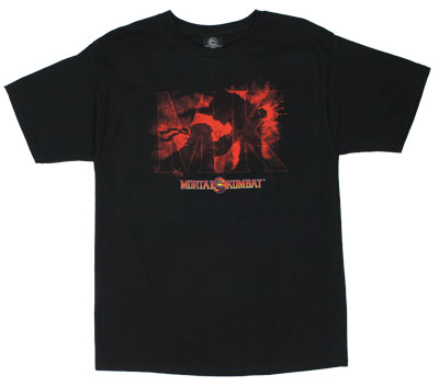 Liu Kang Fatality - Mortal Kombat T-shirt