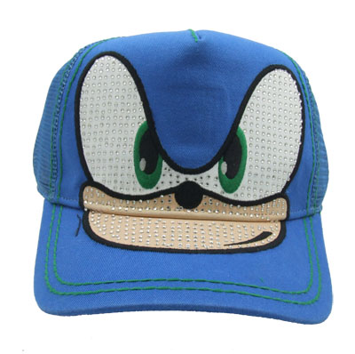 Sonic The Hedgehog Women's Trucker Hat