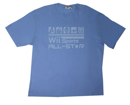 Wii Sports All-Star - Nintendo Sheer T-shirt