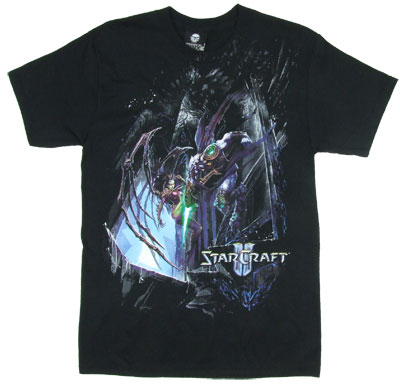 Starcraft II T-shirt