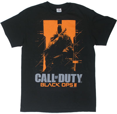 Lying In Wait - Call Of Duty Black Ops II T-shirt