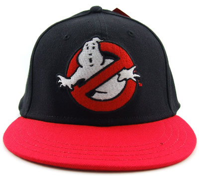 Ghostbusters Baseball Cap