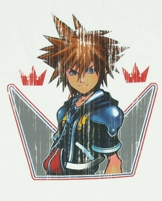 Sora - Kingdom Hearts T-shirt