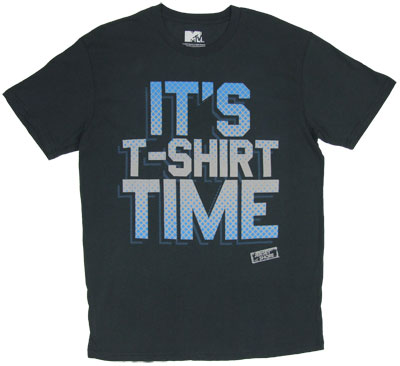 It&#039;s T-Shirt Time - Jersey Shore T-shirt