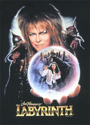 I Have A Gift - Labyrinth T-shirt