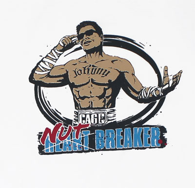Nut Breaker - Mortal Kombat T-shirt