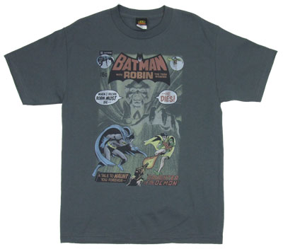Batman #232 - DC Comics T-shirt