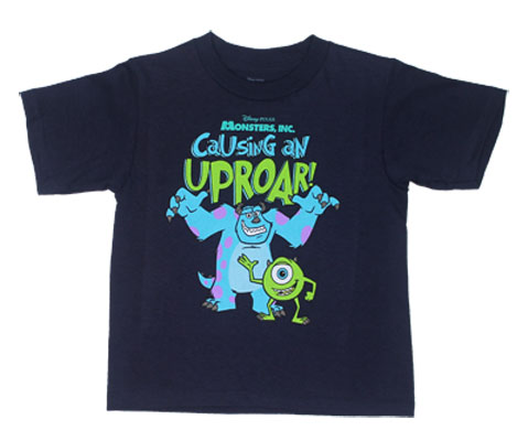 Causing an Uproar! - Monsters Inc Toddler Tee