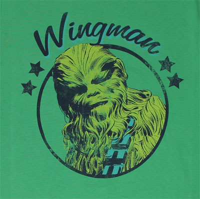 Wingman - Star Wars Sheer T-shirt