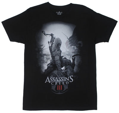 Assassin&#039;s Creed III T-shirt