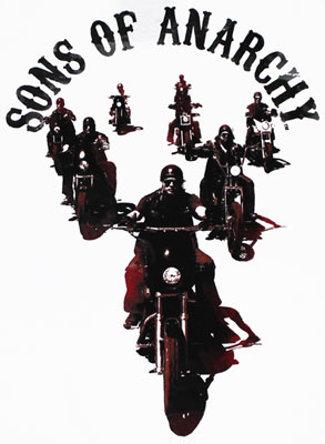 Ganging Up - Sons Of Anarchy T-shirt
