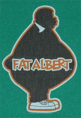 Silhouette - Fat Albert Sheer T-shirt