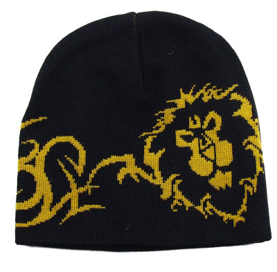 Alliance - World Of Warcraft Knit Hat