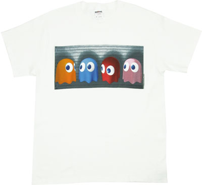 Line Up - Pac-Man T-shirt