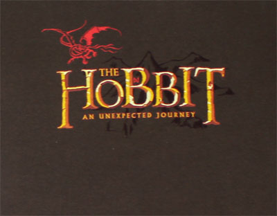 An Unexpected Journey - The Hobbit T-shirt