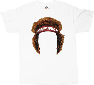Moon Head - Semi-Pro T-shirt