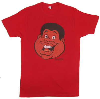 Fat Albert Face - Fat Albert Sheer T-shirt
