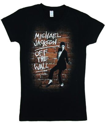Off The Wall - Michael Jackson Sheer Women's T-shirt