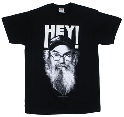 HEY! - Duck Dynasty T-shirt