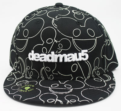 Deadmau5 Glow In The Dark Baseball Cap