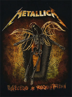 Ascend - Metallica T-shirt