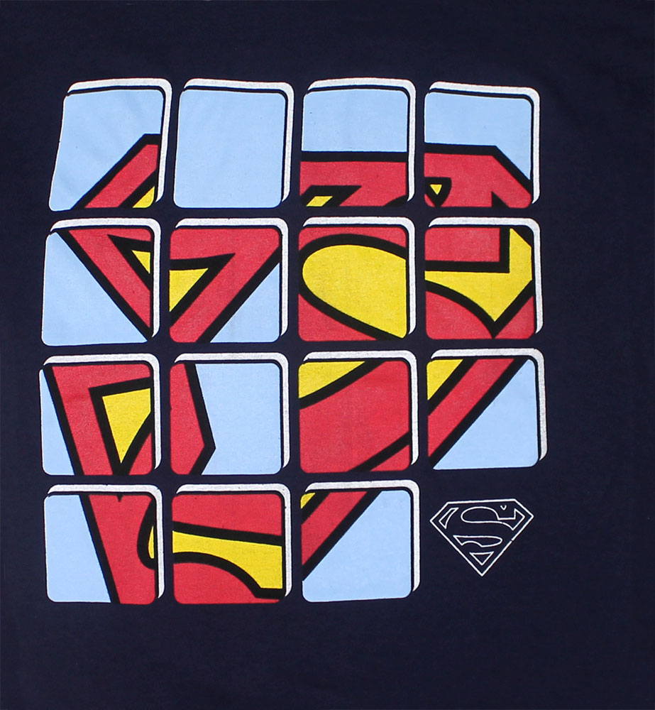 Superman Puzzle - DC Comics T-shirt