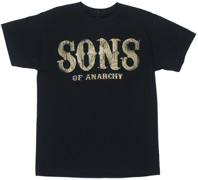 American Sons - Sons Of Anarchy T-shirt