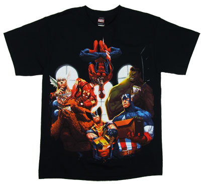 Comic Geeks - Marvel Comics T-shirt