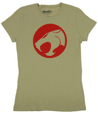Thundercats Logo Thundercats Sheer Women's T-shirt
