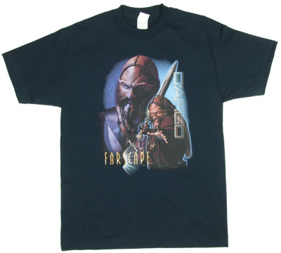 D&#039;Argo - Farscape T-shirt
