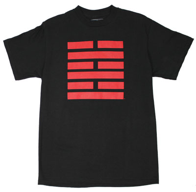 Snake Eyes Logo - G.I. Joe Sheer T-shirt