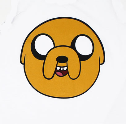 Jake Face - Adventure Time Tank Top