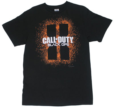 Call Of Duty Black Ops II T-shirt