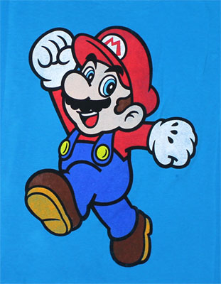 Super Mario - Nintendo Juniors T-shirt