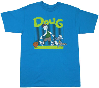 Bluffington's Homies - Doug T-shirt