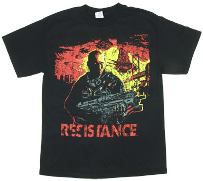 Defiance - Resistance T-shirt