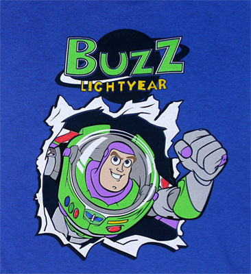 Buzz Lightyear - Toy Story Toddler T-shirt