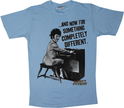 Now For Something Completely Different - Monty Python T-shirt