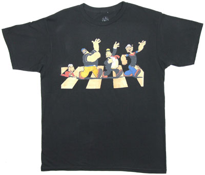 Popeye Road - Popeye Sheer T-shirt