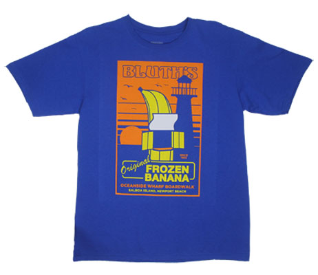 Bluth Banana Stand Poster - Arrested Development T-shirt