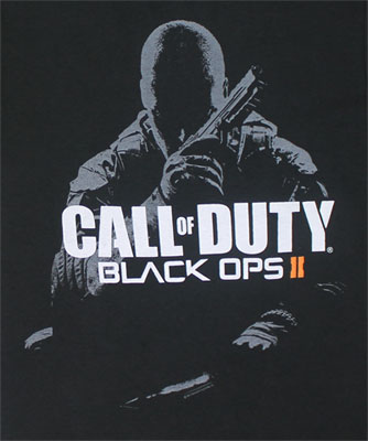 Lone Wolf - Call Of Duty Black Ops II T-shirt