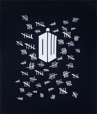 The Tally - Dr. Who T-shirt
